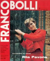 1966 - 25 July - FRANCOBOLLI magazine