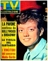 1963- February - TV SORRISI & CANZONI